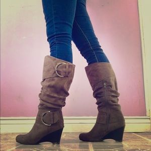 Journee Collection Shoes - Journee collection slouchy boot