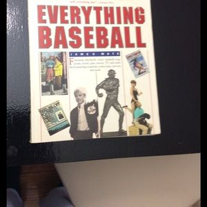 Everything Baseball  book