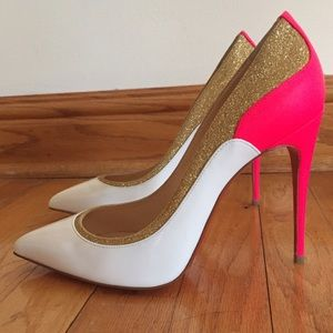Christian Louboutin 100 Pumps
