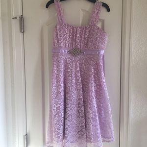 Xtraordinary Other - Lace Dress