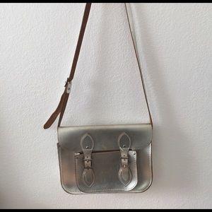 Cambridge Satchel Handbags - Silver Cambridge satchel bag
