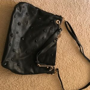 Black bag with stars