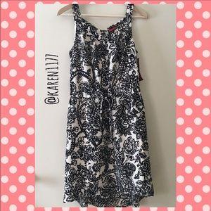 Merona Dresses & Skirts - Just In🍃New Merona Black Floral Print Dress🍃