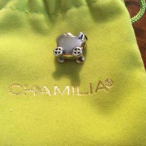 Chamilia Jewelry - Chamilia Baby Carriage Charm👶🏻