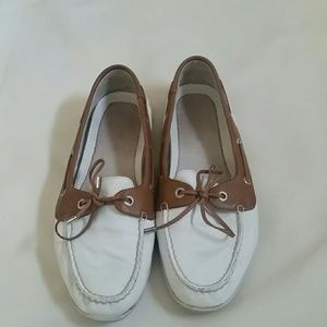 Sperry Top-Sider Shoes - Sperry Top Sider Womens Leather good Condition 8M