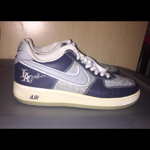 sports shoes e0976 d84d6 Nike Shoes | 1 Of 100 Rare Af1 Mr Cartoon La Hyperstrike | Poshmark
