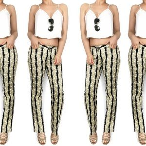 Anthropologie Pants - Anthropologie yoana baraschi print pants