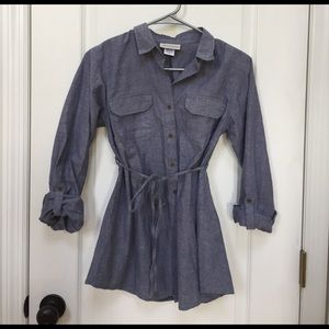 Tops - Maternity button down