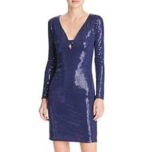 Aqua Dresses & Skirts - Brand new ( with tags) Sequin mini dress by Aqua
