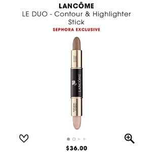 Lancome Other - 🆕Lancôme Le Duo Contour & Highlighting Stick