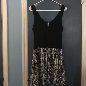 Lush MinI Dress with Pockets
