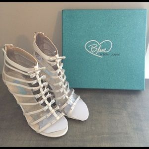 Betsey Johnson Shoes - Blue by Betsey Johnson