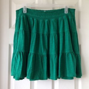 Old Navy Dresses & Skirts - Jade Green Smock Waist Skirt