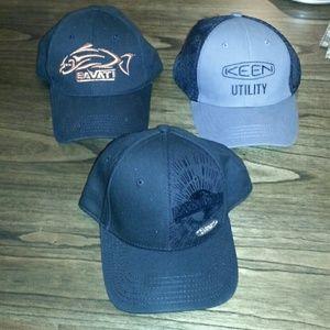 Keen Other - Otto, Keen & Universal Studios Bundle of Men Hats