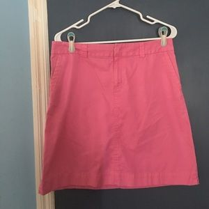 Pink Lilly Pulitzer Skirt