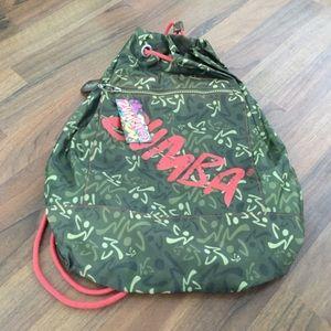 New Retired Zumba Troop Backpack