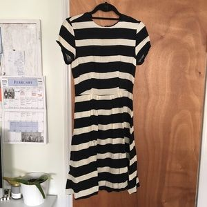 H&M Dresses & Skirts - Striped A-line Dress