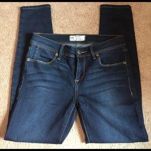Free People skinny jeans!
