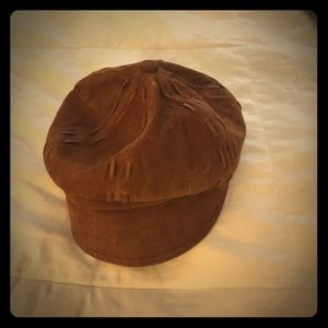 san diego hat company  Accessories - Brown hat with stitching