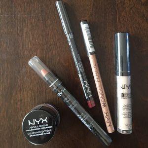 NYX Other - NYX  makeup bundle