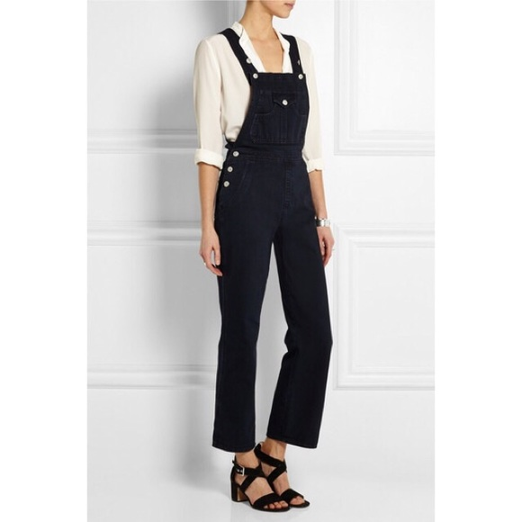 f2f2c91f918 AG Adriano Goldschmied Denim - Alexa Chung for AG Tennessee Overalls