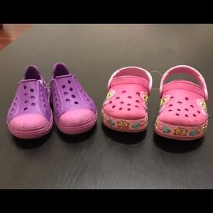 CROCS Other - Crocs for girls