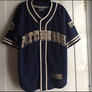Colosseum Other - Pittsburgh Panthers Men's Jersey Size Large