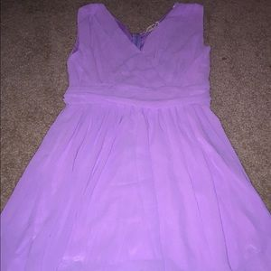 liva girl Dresses & Skirts - Lavender dress