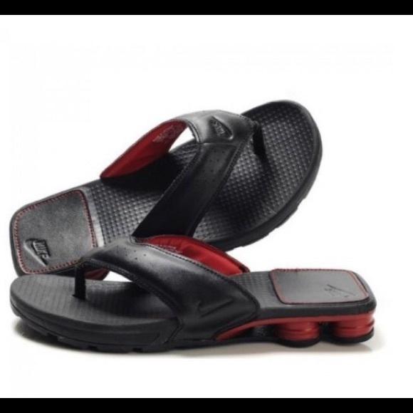 mens nike slides size 16