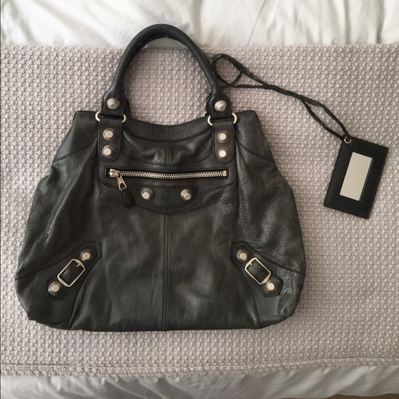 7a8425d430 Balenciaga Handbags - Balenciaga Giant  Brief  Bag