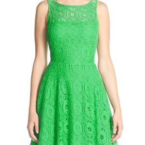 BB Dakota Dresses & Skirts - NWT--BB Dakota Green mini dress sz-12 Nordstrom