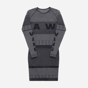 Alexander Wang Dresses & Skirts - Alexander Wang for h&m - Jacquard Knit Dress