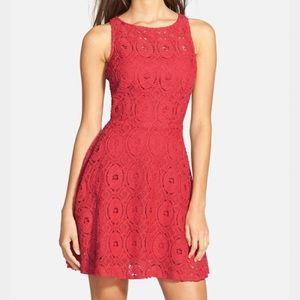 BB Dakota Dresses & Skirts - NWT BB Dakota coral mini dress sz-14 Nordstrom