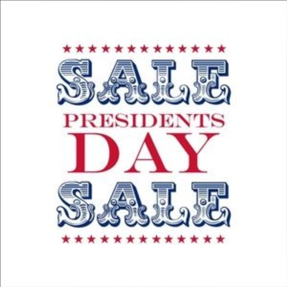 This Weekend Only: Presidents Day Sale This Weekend