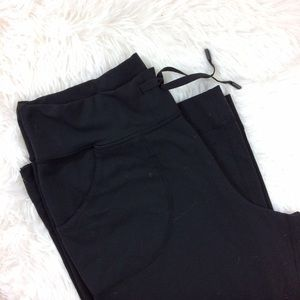 lululemon athletica Pants - LULULEMON black Still wide leg pant