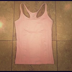 nux Tops - Nux sports bra tank top, shelf bra built in