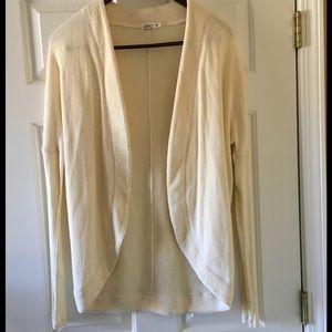 Aiko Sweaters - Aiko Cream Cardigan