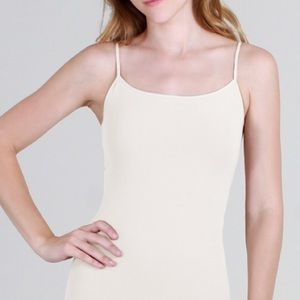 Tops - Long Camisoles