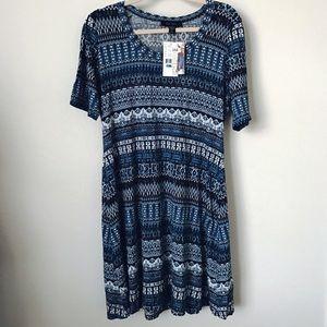Karen Kane Dresses & Skirts - NWT Karen Kane T-Shirt Dress
