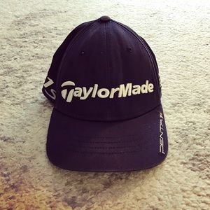 TaylorMade Other - Navy blue TaylorMade golf hat