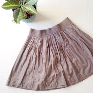 Banana Republic Dresses & Skirts - Banana Republic Elastic Waist Cotton Skirt
