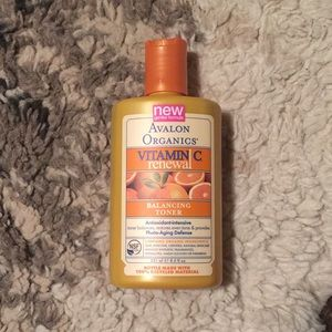 Avalon Other - Avalon Vitamin C Toner
