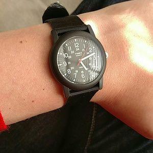 Timex Accessories - Like New Timex Camper Watch