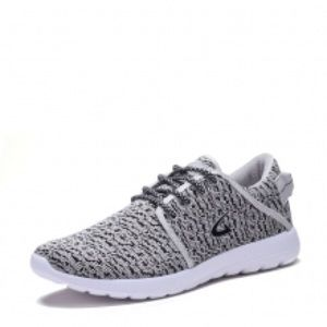 shoeroom21 boutique Other - Men's lace up light weight running shoes. Grey