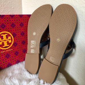 44c77e7bf819f5 Tory Burch Shoes - ⚡️SALE NIB Tory Burch Miller 2 Sandals Bright Navy