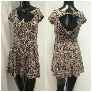 AMERICAN EAGLE OUTFITTERS, Floral Dress, size XXS
