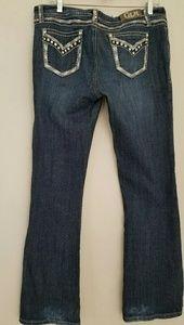11 By Boris Bidjan Saberi Denim - LA Idol Jeans