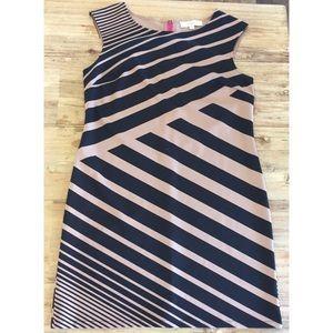 Sleeveless Shift Dress from Loft