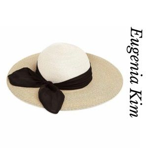 EUGENIA KIM HONEY WIDE-BRIM SUN HAT