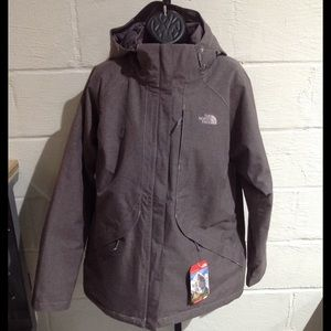 57080909c The North Face Women's Inlux Insulated Jacket NWT